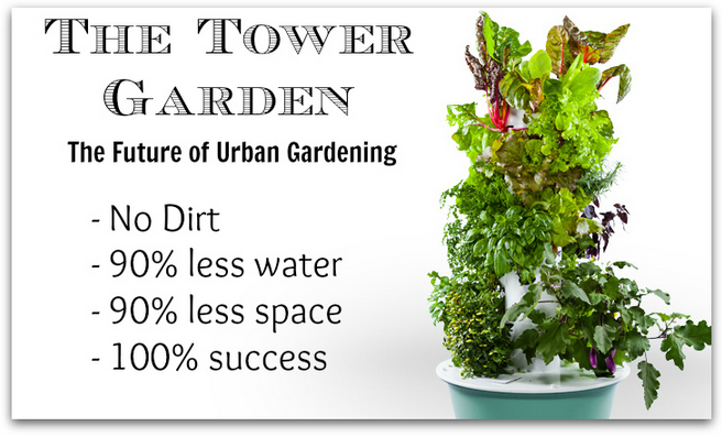 Tower Gardening Workshop for Teachers