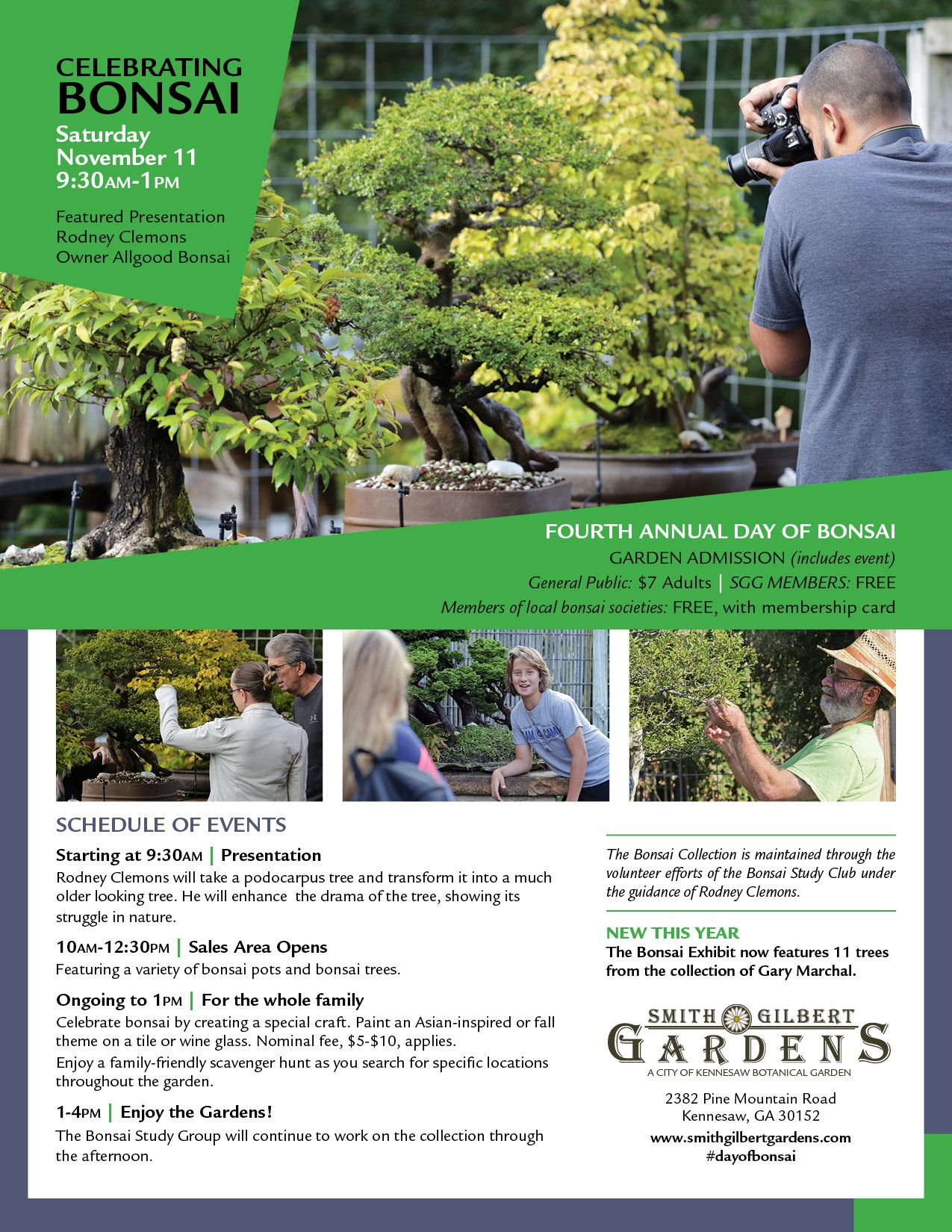 Day of Bonsai 2017