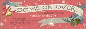 Member Holiday Thank You @ Smith-Gilbert Gardens | Kennesaw | Georgia | United States