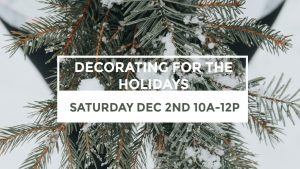 Decorating for the Holidays @ Smith-Gilbert Gardens | Kennesaw | Georgia | United States
