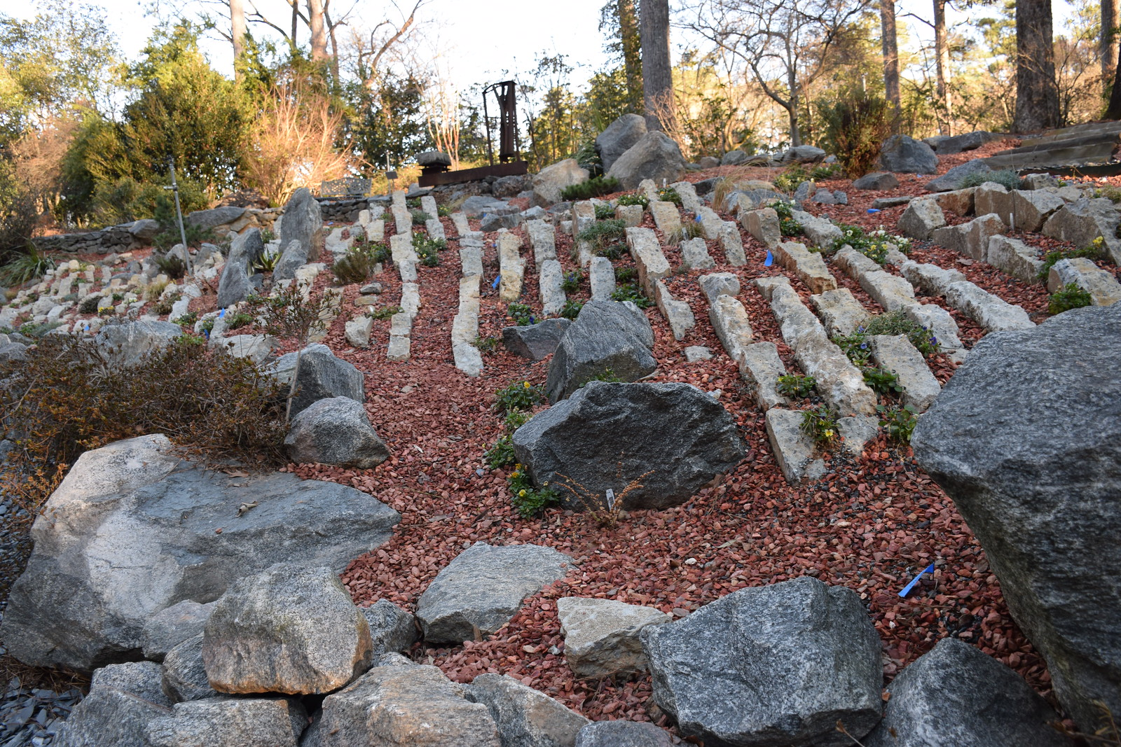 Crevice Garden Sign 2-X3