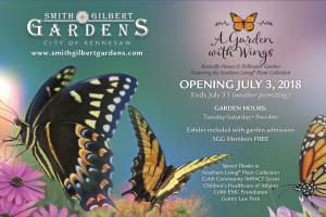 A Garden With Wings @ Smith-Gilbert Gardens