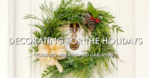 Gardencraft Series: Decorating for the Holidays @ Smith-Gilbert Gardens