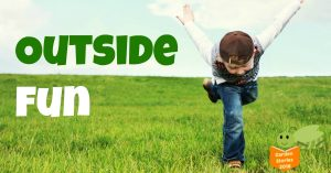 Garden Stories: Outside Fun! @ Smith-Gilbert Gardens